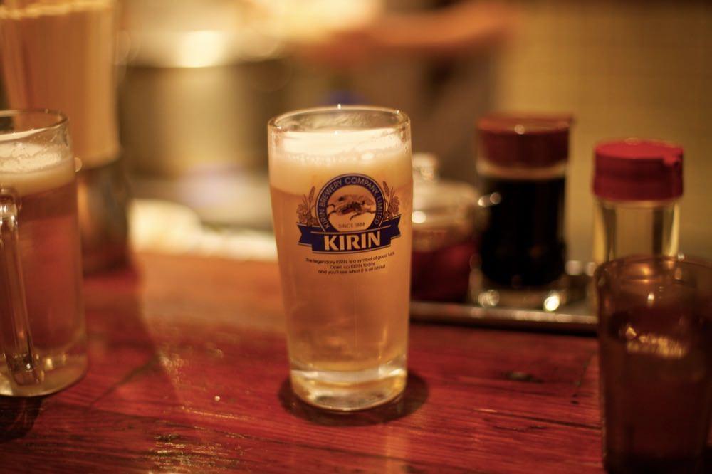 「とりあえずビール」って英語でなんて言う?