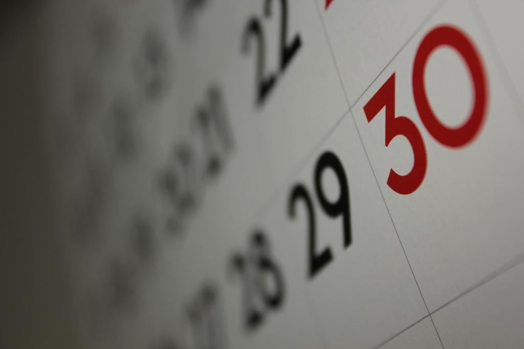 「次の金曜日」って英語でどう表す?