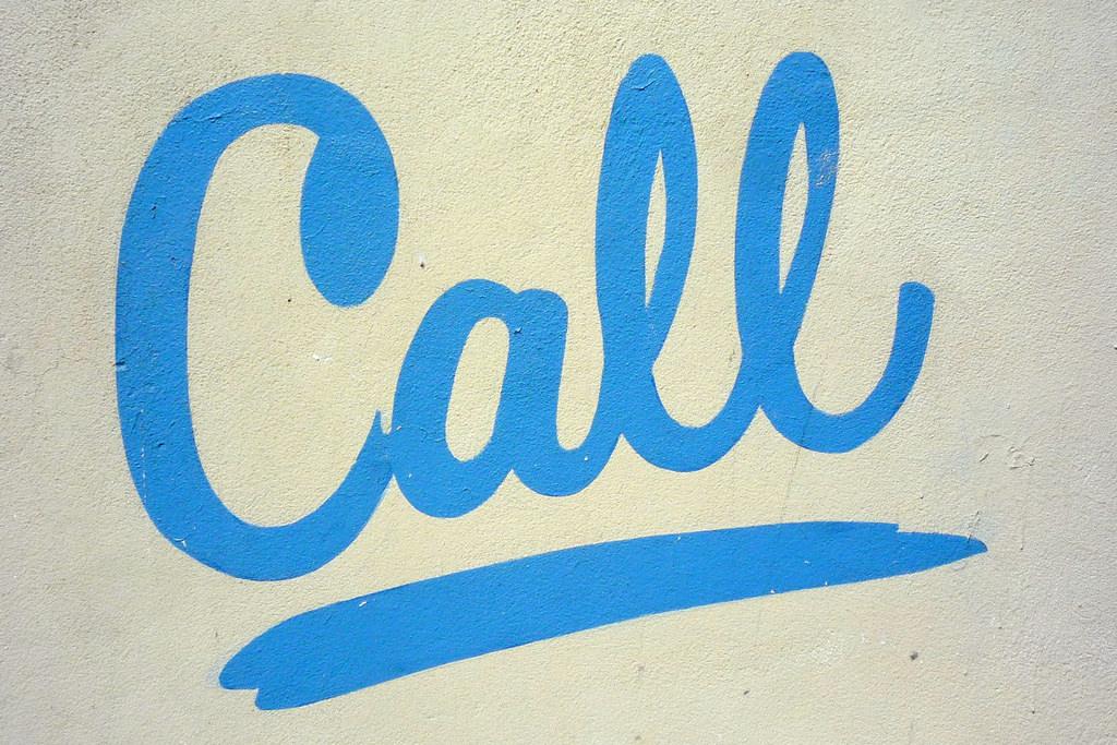 """""""call"""" は「電話する」だけじゃない"""
