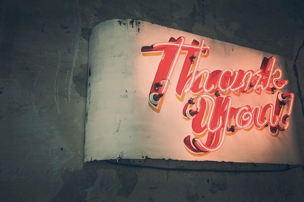 """""""Thank you""""と言われたらなんて返しますか?"""