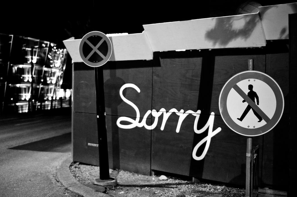 """ネイティブがよく使う!""""sorry"""" の活用法"""