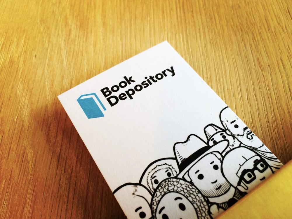 送料無料で洋書が安い!Book Depositoryを使ってみた